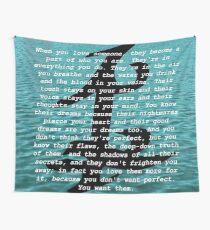 Julian Blackthorn Wall Tapestry