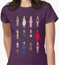 Outfits of Madge Fashion Womens Fitted T-Shirt