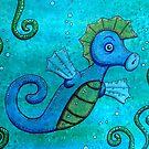 Sea Horsin Around by chongolio