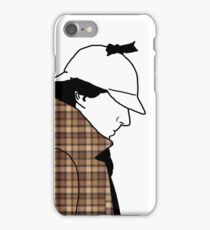 Shirley and his coat iPhone Case/Skin