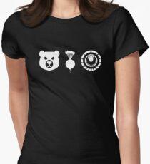 Bears Beets Battlestar Galactica  Women's Fitted T-Shirt