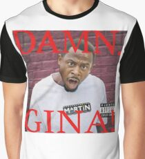 KENDRICK LAMAR DAMN (GINA) merchandise Graphic T-Shirt