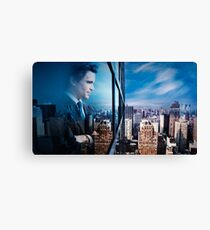 white collar tv show Canvas Print