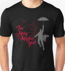 Mary Poppins Ya'll Unisex T-Shirt