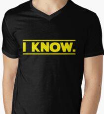 Star Wars Men's V-Neck T-Shirt