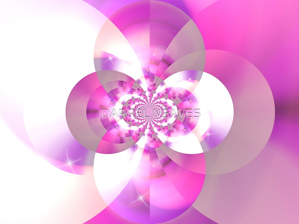 purple vortex by DARREL NEAVES