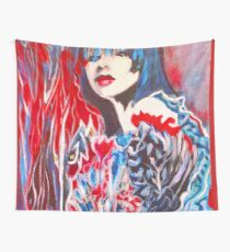GUIDING LIGHTS Wall Tapestry