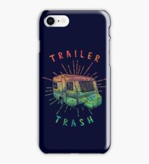 Psychedelic Trailer Trash iPhone Case/Skin