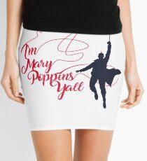 Poppins Yall Mini Skirt