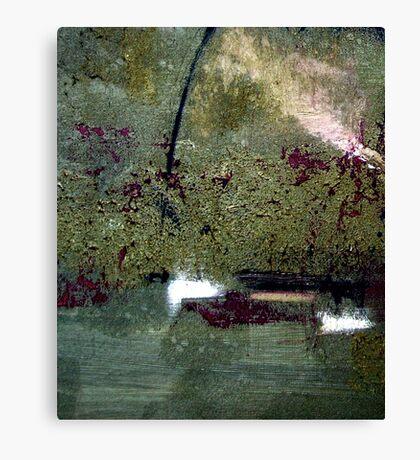 Sage and Plum Canvas Print