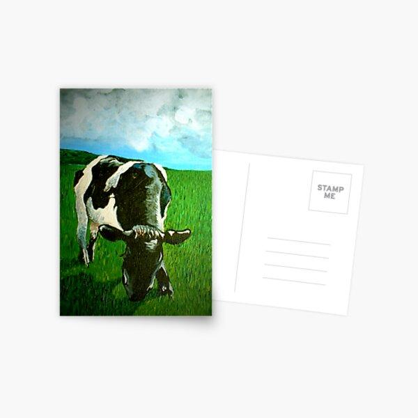 Just grazing... Postcard