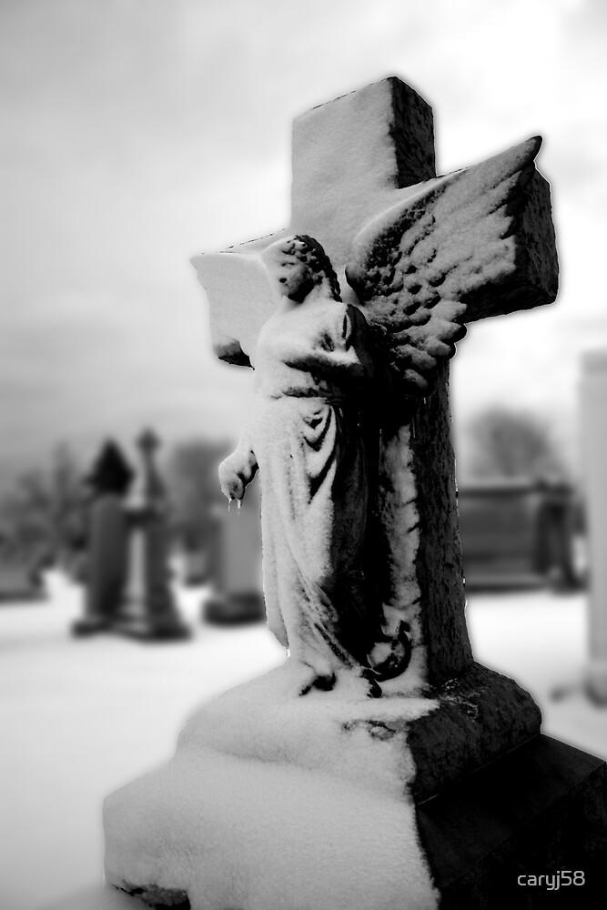 Stone Angel by caryj58