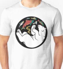 Fishing Bear T-Shirt