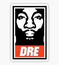 OBEY DRE Sticker