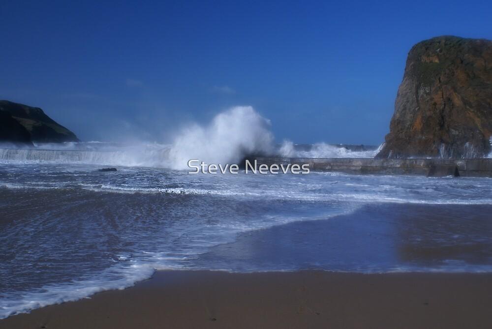 splash wall !!!! by Steve Neeves