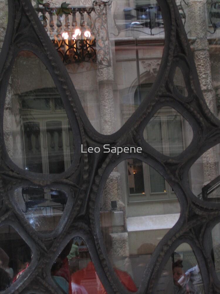 Reflections by Leo Sapene