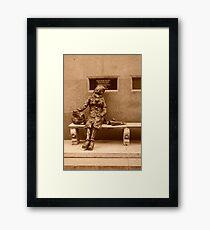 Eleanor Rigby  Framed Print