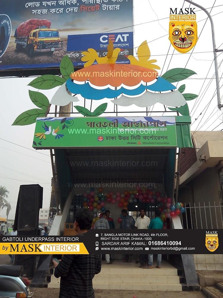 Best Interior Firm in Bangladesh | MASK INTERIOR | www.maskinterior.com by bestinterior
