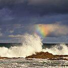0372 Rainbow Cloud by Hans Kawitzki