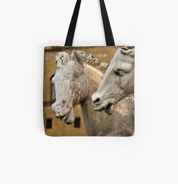 Chitchat All Over Print Tote Bag