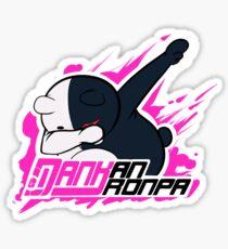 DANKanronpa Monokuma Sticker