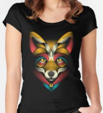 FOXoul Women's Fitted Scoop T-Shirt