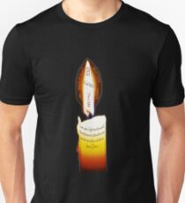 I am come a Light.. - Jesus Christ Unisex T-Shirt