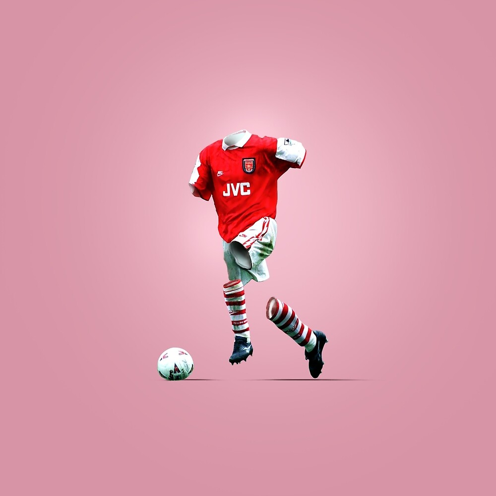 The Invisible Footballer by number9ers