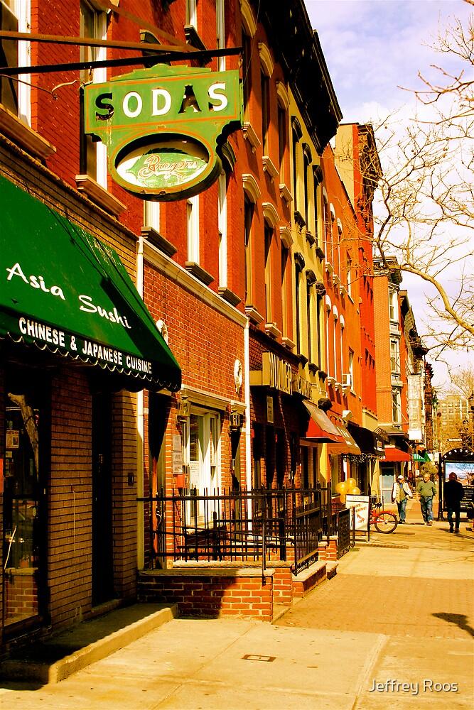 Washington Street, Hoboken by Jeffrey Roos