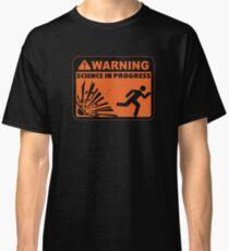 SCIENCE IN PROGRESS Classic T-Shirt