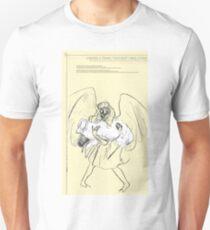 ANGEL POEM ONE Unisex T-Shirt
