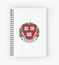 Harvard Spiral Notebook