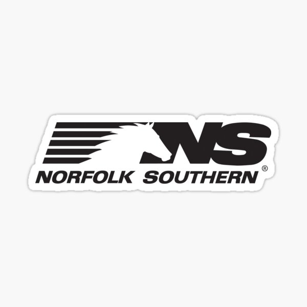 Norfolk Southern Railway  Sticker
