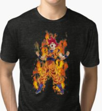 goku super saiyan Tri-blend T-Shirt