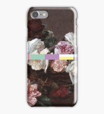 New Order Power Corruption and Lies iPhone Case/Skin