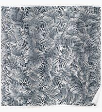 Yayoi Kusama, INFINITY NETS [MAE], 2013 Poster
