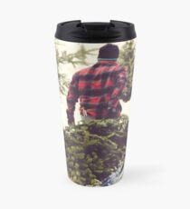 Christmas Tree Farm Travel Mug