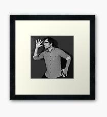 Jemaine Clement 6 Framed Print