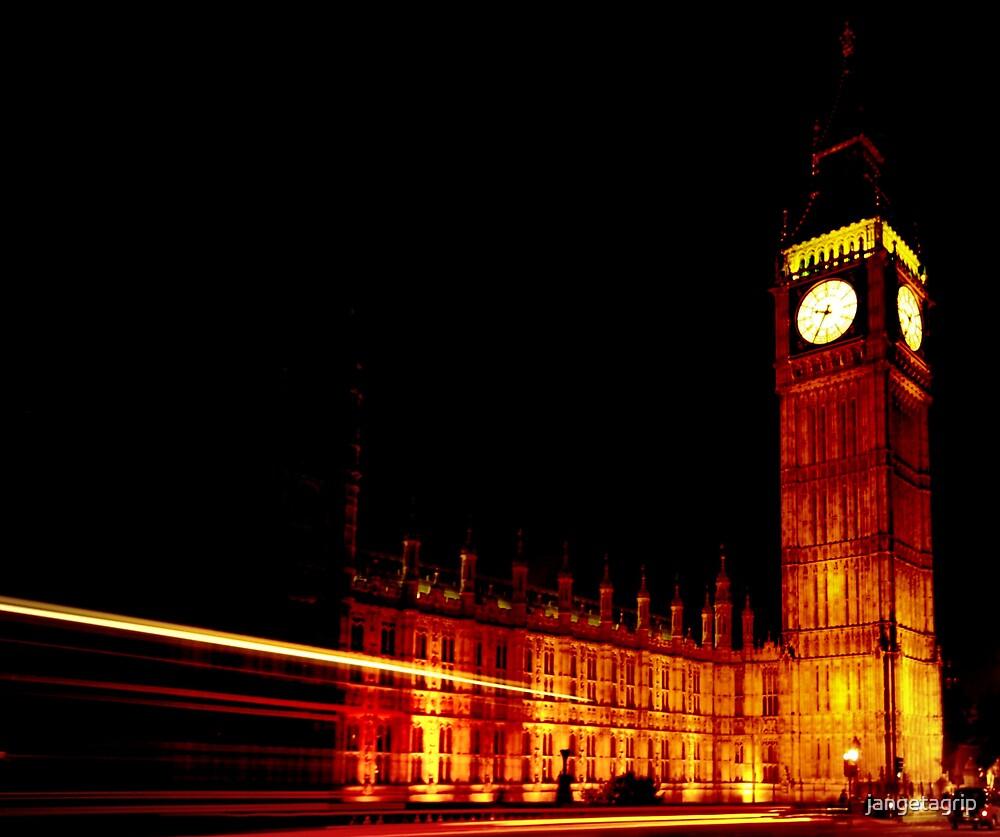 Big Ben by jangetagrip