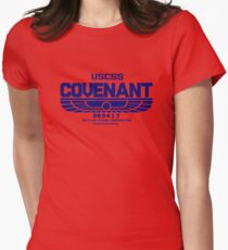 USCSS Covenant-Inspired by Alien Womens Fitted T-Shirt