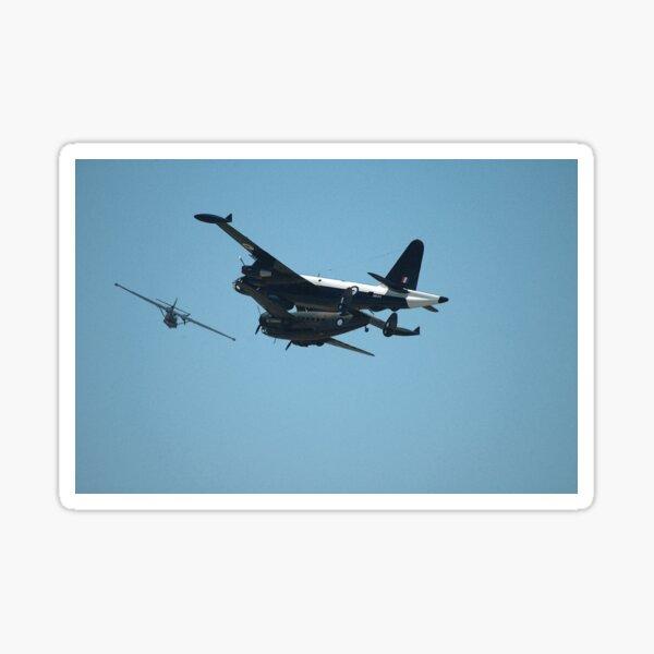 Avalon Airshow-Maritime Reconaissance Formation,Australia 2011 Sticker