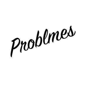 Problems by Spncr