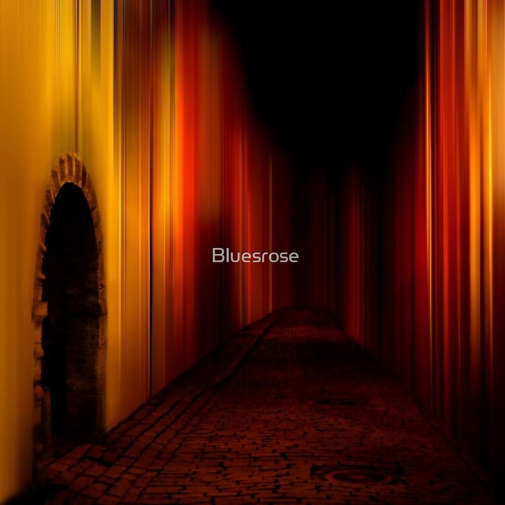 Empty spaces by Bluesrose