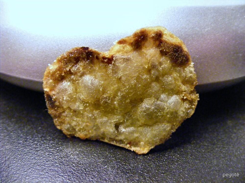 The Love Crisp by peyote