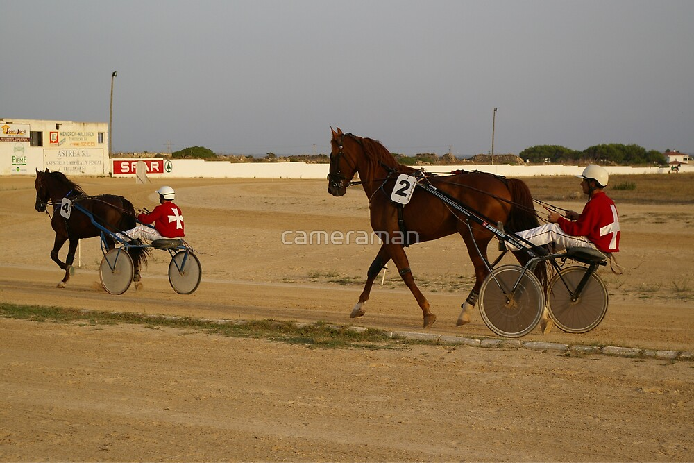 trotting races 2 by cameraman