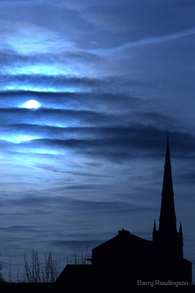 blue skies by Barry Rowlingson