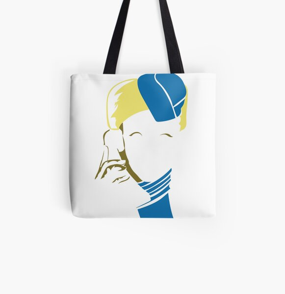 Britney Spears All Over Print Tote Bag