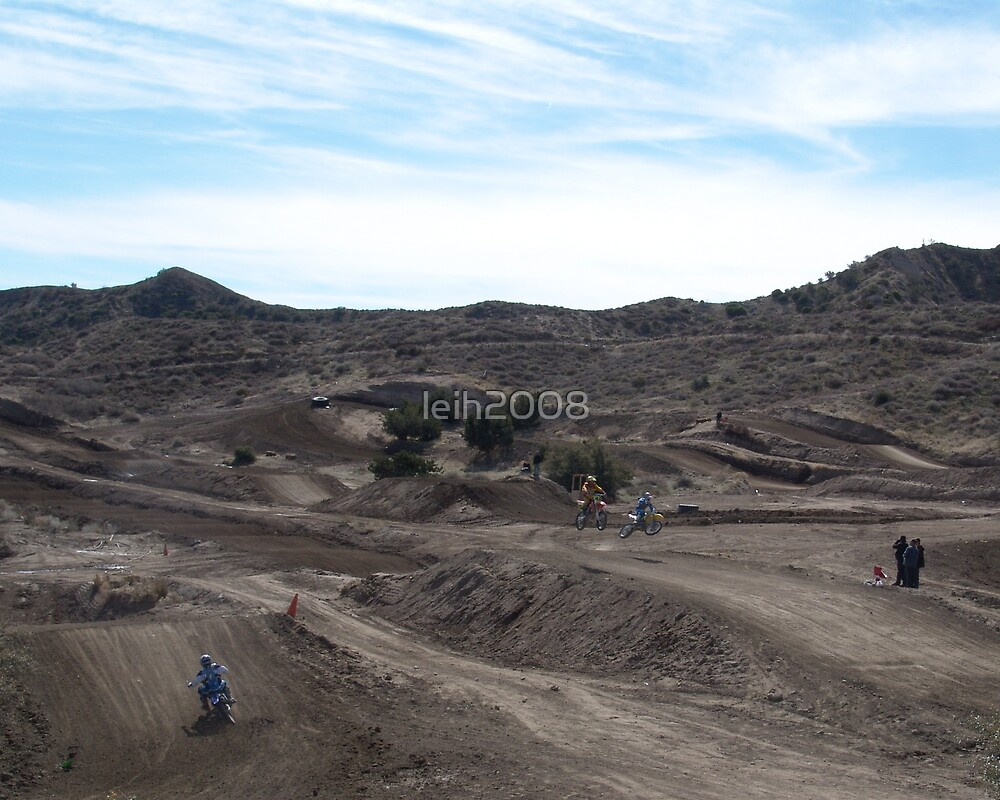 Motocross Two For One Jump - Gorman, CA Vet X Racing Series, (1162 Views 5-9-2011) by leih2008