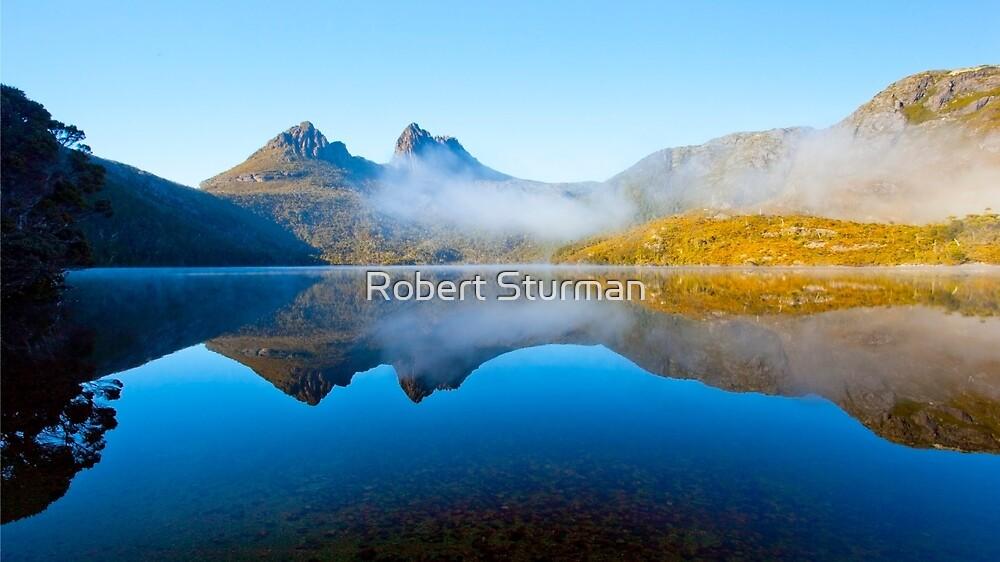 Cradle Mountain Mist by Robert Sturman