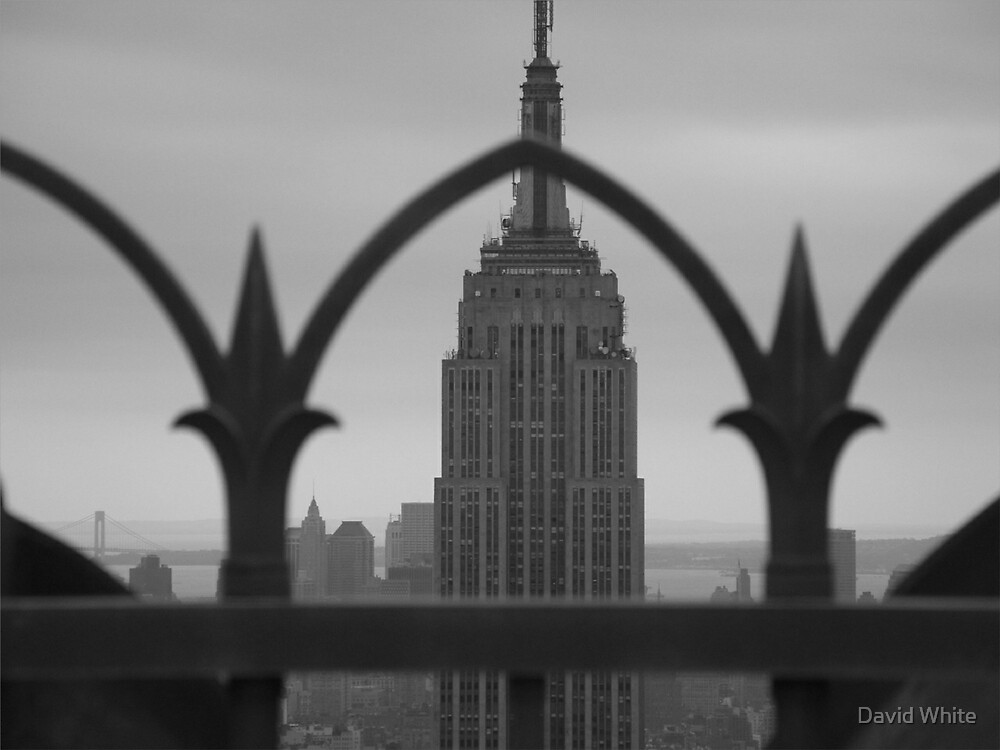 Empire Building  by David White